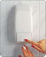 Дозатор за течен сапун ЕКА - бял От Хартия.нет