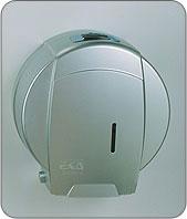 Дозатор ( диспенсър ) за тоалетна хартия ЕКА-ИНОКС От Хартия.нет