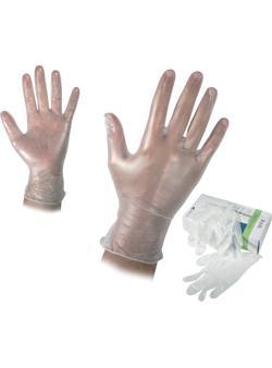Ръкавици винил еднократна употреба От Хартия.нет - хигиенни...