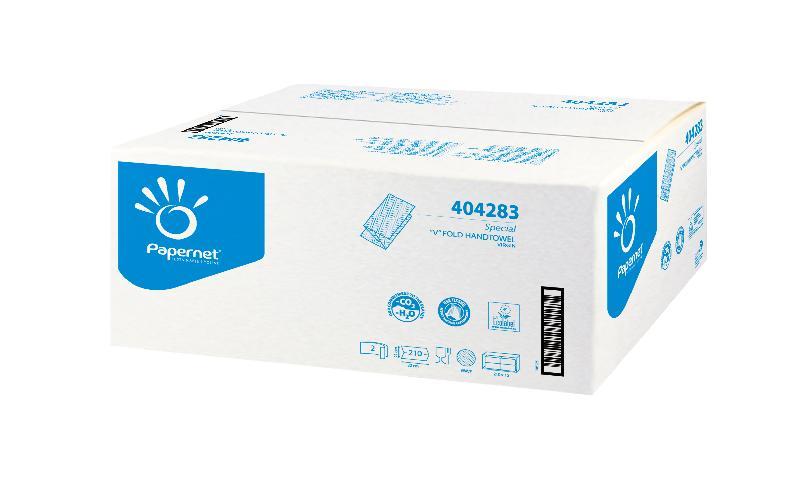 Хартиени кърпи за ръце PAPERNET От Хартия.нет - хигиенни...